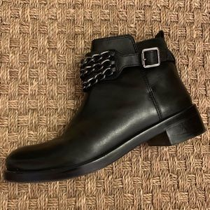 Tory Burch Chain Ankle Boot